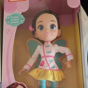 New Nickelodeon Butterbeans Cafe Doll